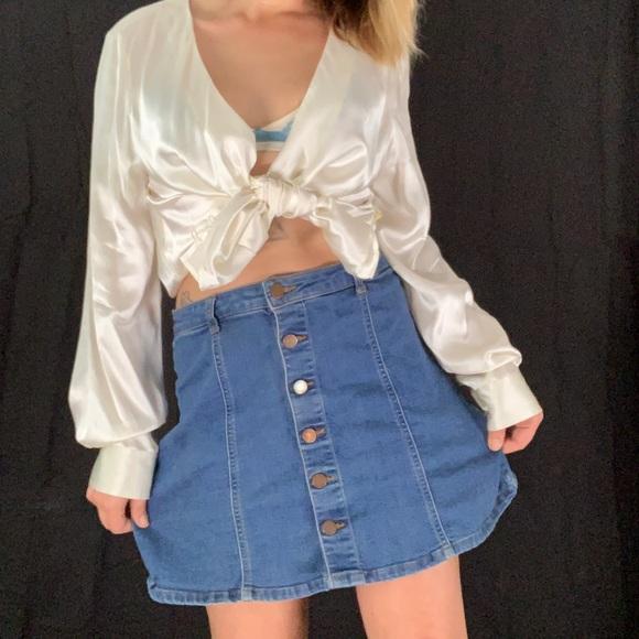 697b87aeb065 Urban Outfitters Skirts | Sold On Depop Caitibemis | Poshmark